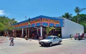 Playa Del Carmen construction