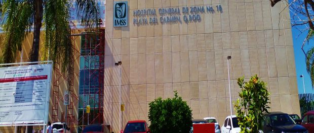Medical care in Playa Del Carmen IMSS hospital