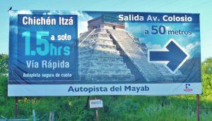 New Highway in Playa Del Carmen