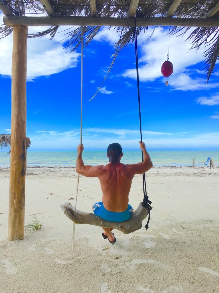 Isla Holbox Swing