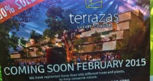 New Terrazas Building