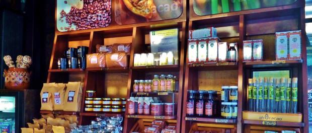 Ah Cacoa Cafe Playa Del Carmen chocolate