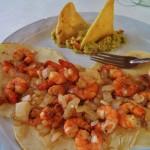 Mahahual, seafood
