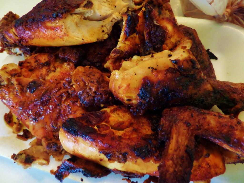 roast chicken restaurant, Playa del carmen