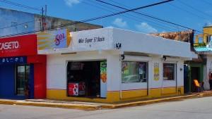 corner store playa del carmen mexico