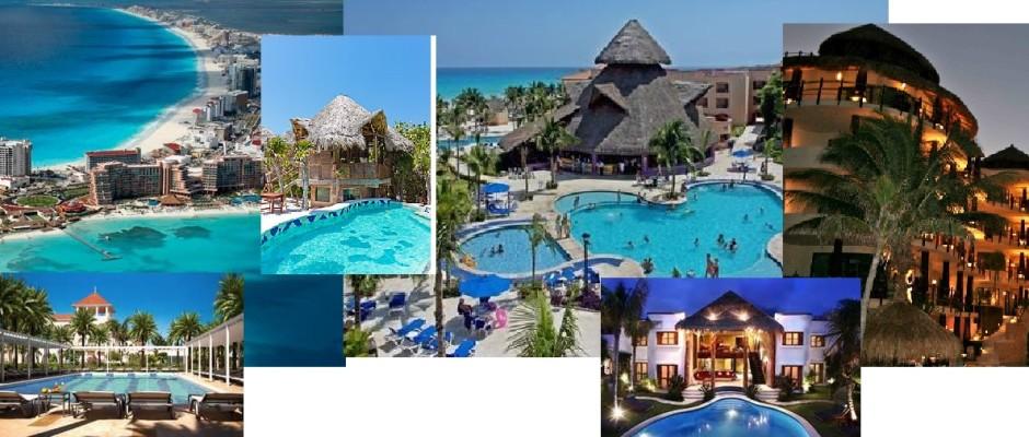 Hotels in the Rivera Maya Mexico