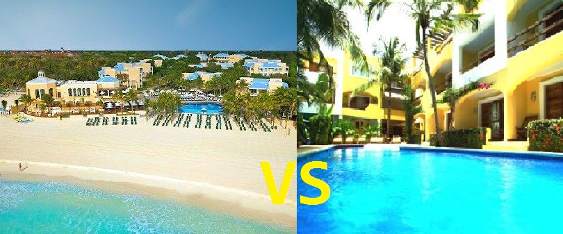 All Inclusive Hotels in Playa Del Carmen Pros and Cons