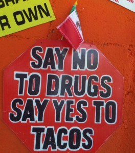 Funny Mexican signs