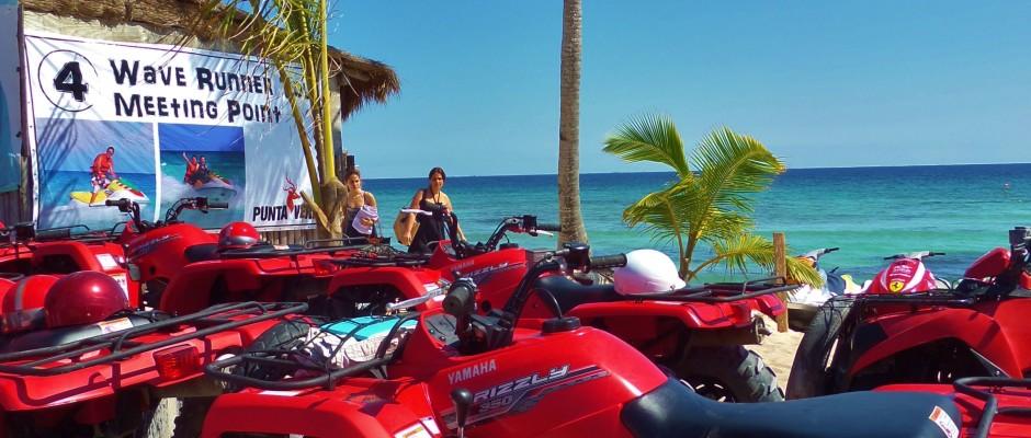Punto Venado eco park ATV Playa Del Carmen activities