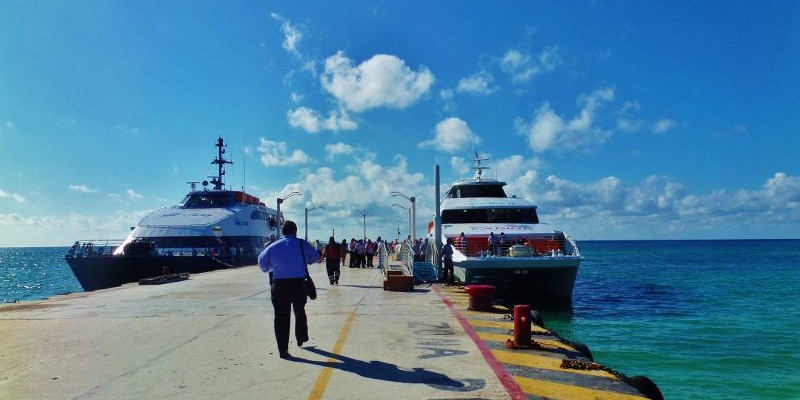 Cozumel Ferry Schedule for the ferry companies - Everything