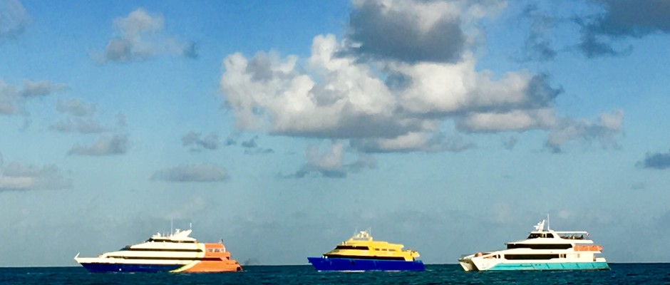 How to take the Cozumel Ferry from Playa Del Carmen