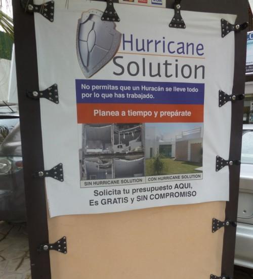 Hurricane Solution