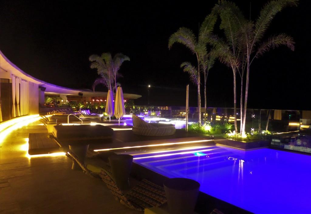 rooftop pools Playa Del Carmen