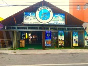 Buzo's seafood restaurant in Playa Del Carmen