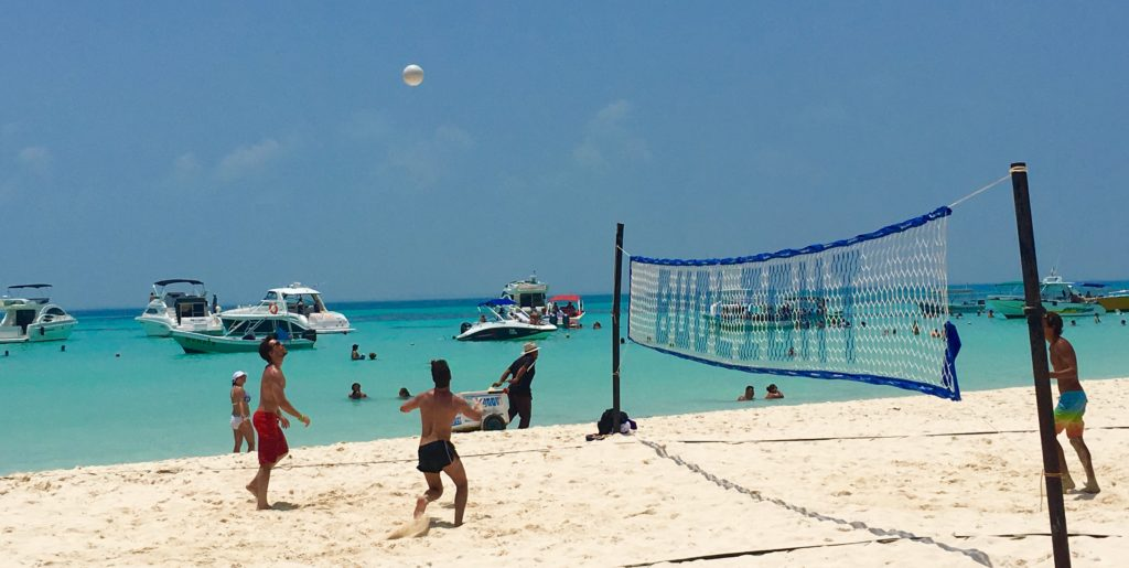 Gay beaches Cancun