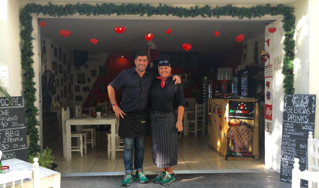 500 Gramos Grill Restaurant in Playa Del Carmen
