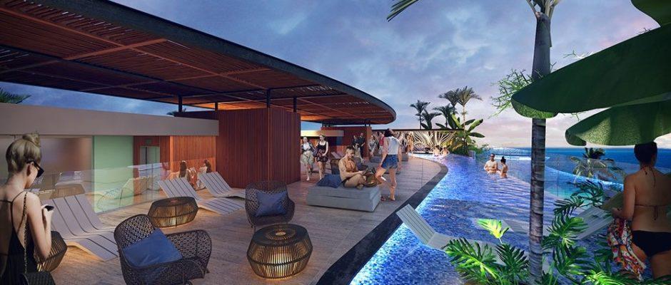 Shore Condos Building Playa Del Carmen