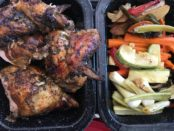 French Roasted Chicken Playa Del Carmen
