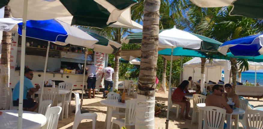 Food Truck in Paradise-Meet Cocoa Beach Club Playa Del Carmen