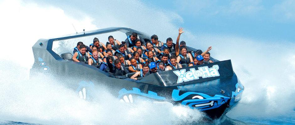 adrenalina speedboat Xel Ha