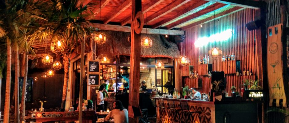 Ukami Restaurant For Japanese Sushi And More In Tulum