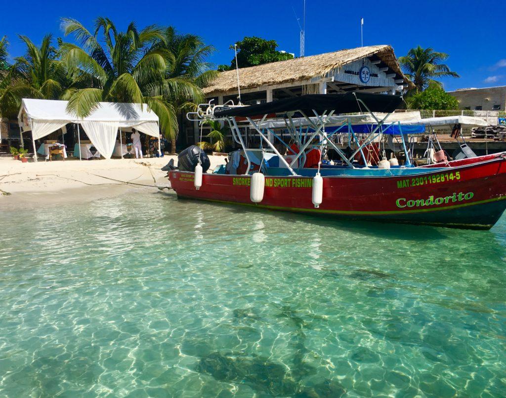 Isla Mujeres Snorkeling