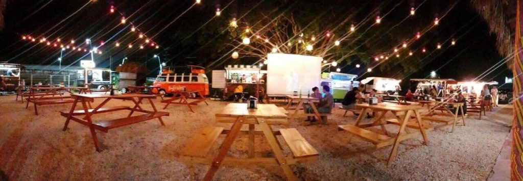Great Playa Del Carmen food trucks you should check out!