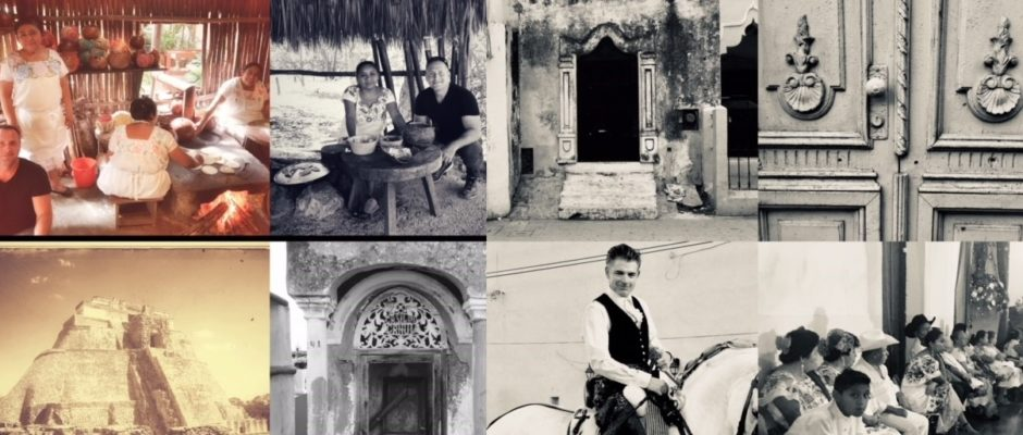 visiting the past of Mexico