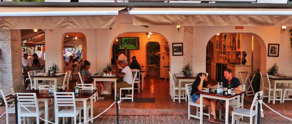 Ambasciata D Italia Restaurant A Taste Of Italy In Playa
