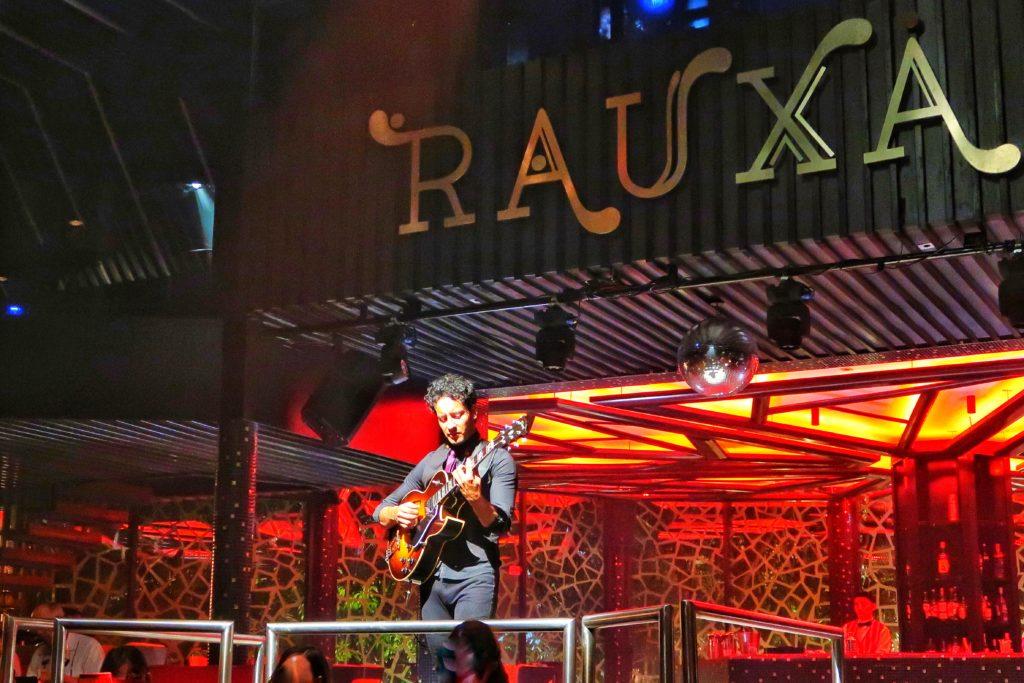 Rauxa Show