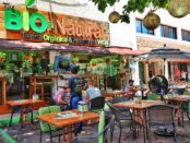 vegetarian restaurants in Playa Del Carmen