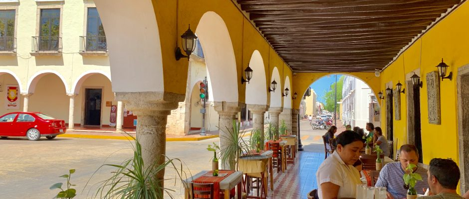 Best Restaurants and places to eat in Valladolid Yucatan