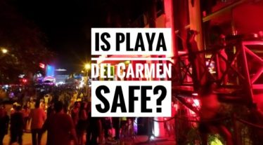 Is Playa Del Carmen Safe
