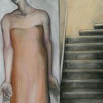 Staircase 205 - oil