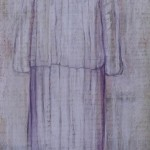 Dress 1924 - mixed media