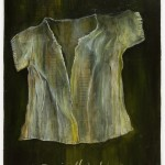 Branjdlas Blouse - mixed media