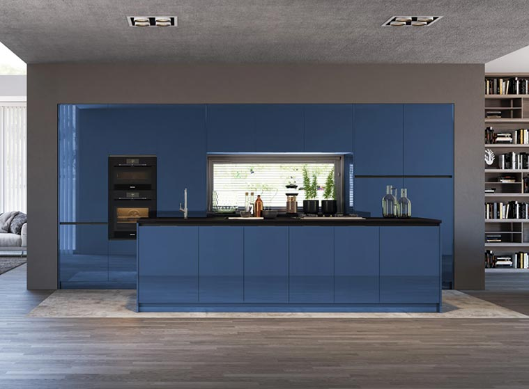 modern frameless cabinet design inspiration