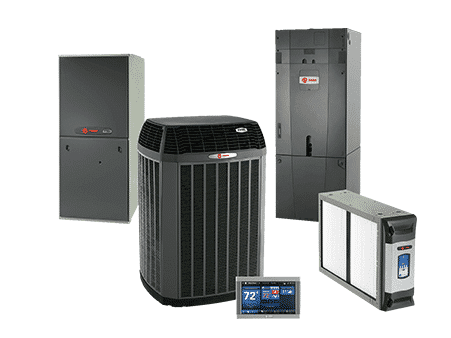 Trane Air Conditioning AC Units