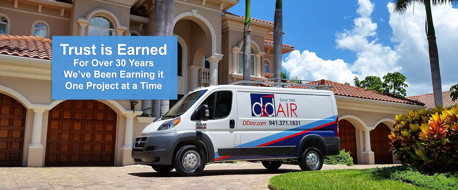A Trusted Sarasota Air Conditioning Service & Repair Company for Over 30 Years