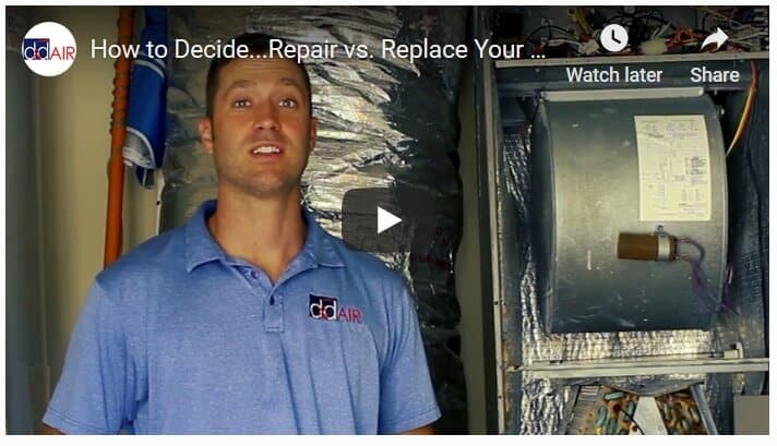 How to Decide…Repair vs. Replace Your Air Conditioning System?