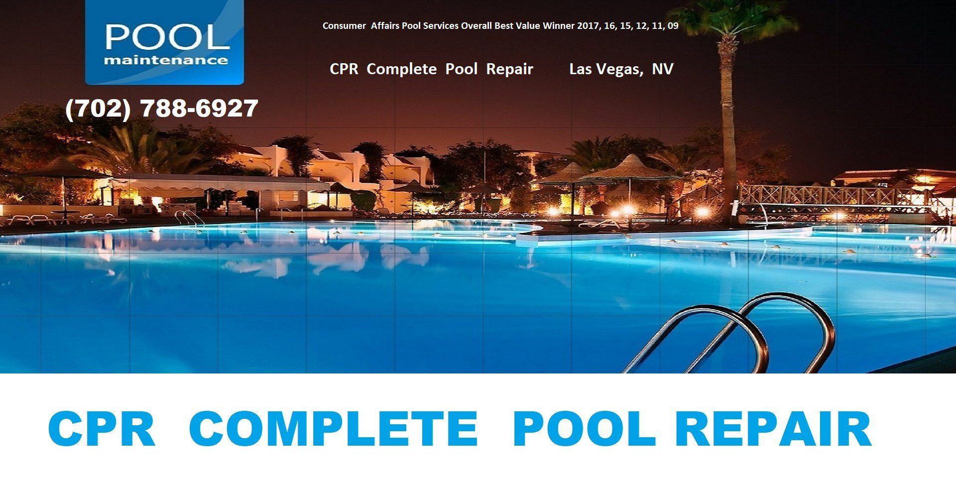 pool sand spa services and repairs