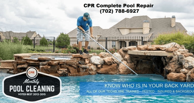 pool and spa / Hot tub cleaning and maintenance services las vegas