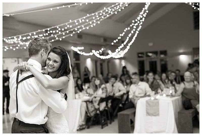 Okanagan Dance Party Bride