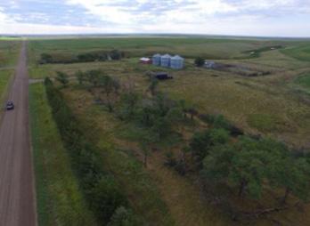 Hughes County Cropland