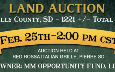 Sully County Land Auction