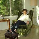 Ann McMahon sunroom