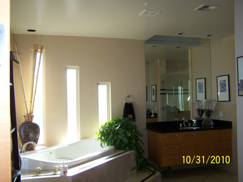 Bathroom remodeling and new