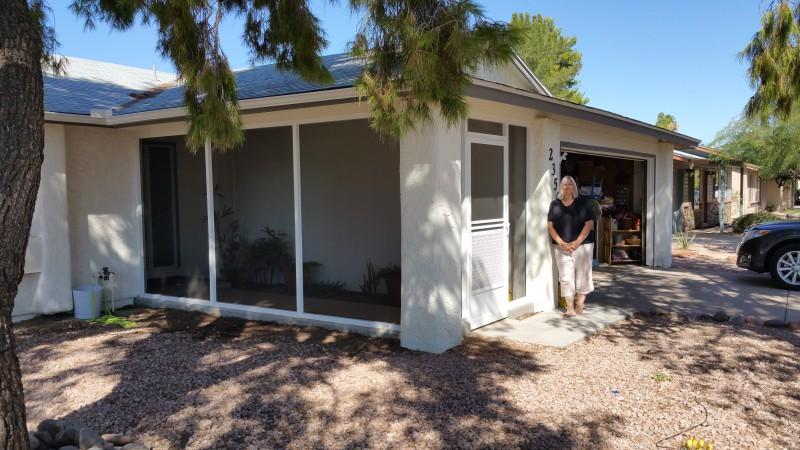 Screen Enclosure-Mesa Arizona