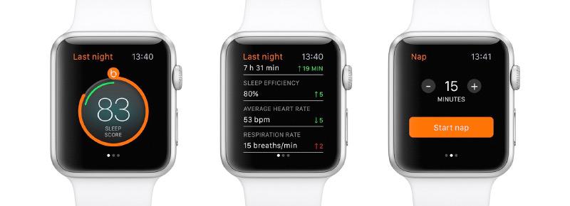 sleep tracking app
