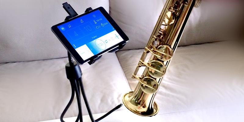 music stand for ipad